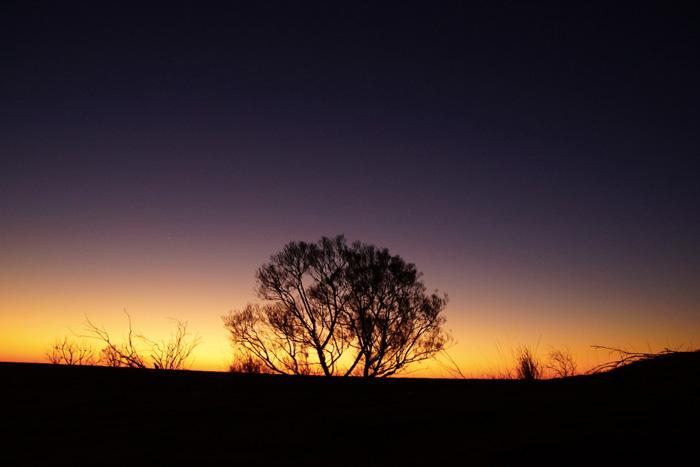 Sonnenaufgang-Ayers-Rock