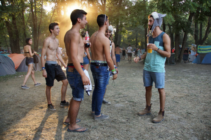 Sziget_Festival_Gäste