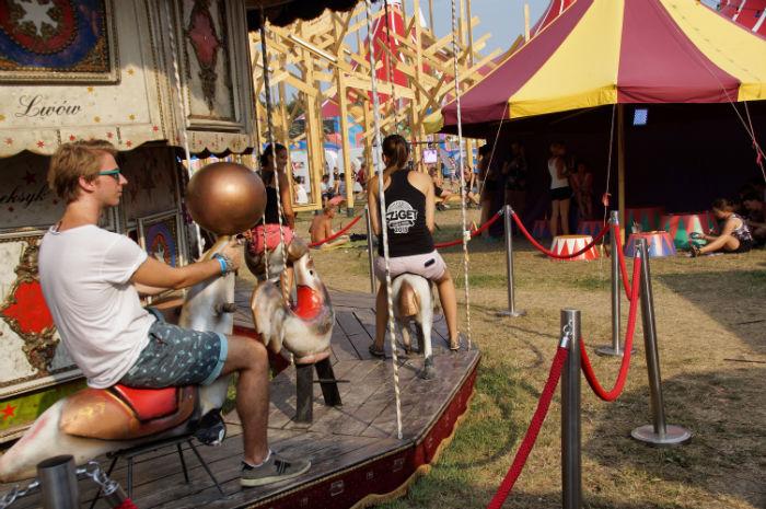 Sziget_Festival_Zirkus