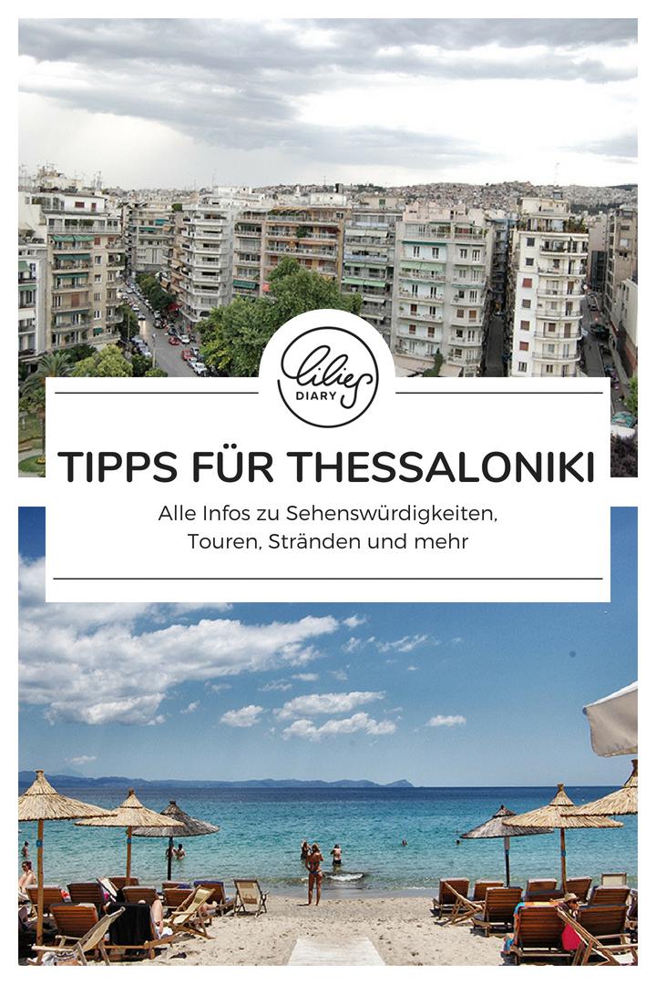 Tipps fuer Urlaub in Thessaloniki