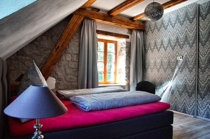 Zimmer-Herrenhaus-Schluchsee