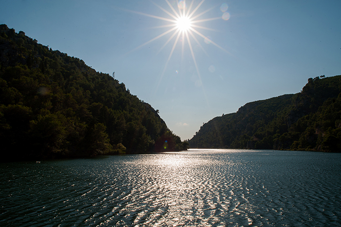 Dalmatien_Nationalpark_Krka_Boot