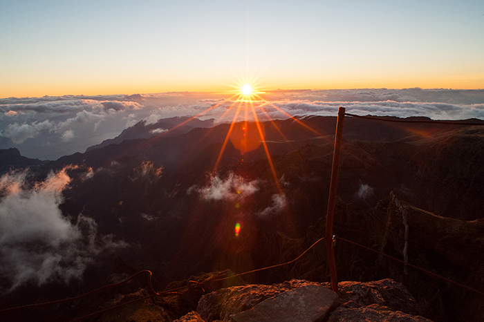 Madeira_Pico_do_Areeiro_Sunrise