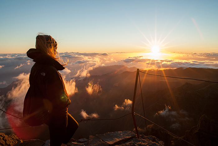 Madeira_Pico_do_Areeiro_Sonnenaufgang