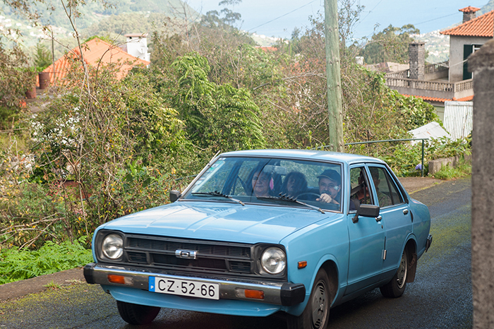 Madeira_Auto_Straße