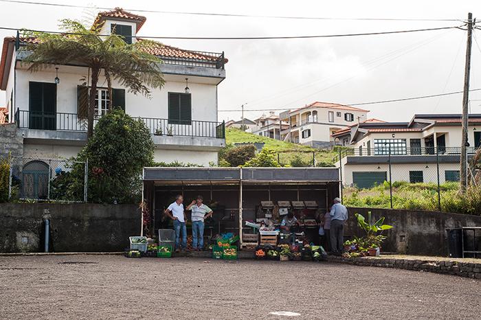 Madeira_Marktplatz