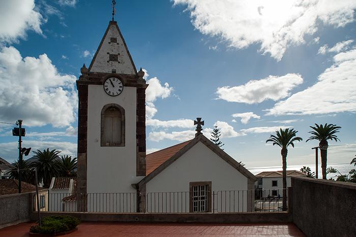 Madeira_Porto_Santo_Kirche