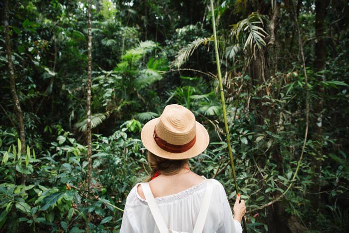 Dschungel-Christine-Neder