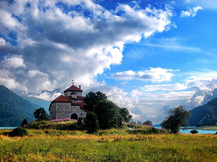 Engadin-Burg