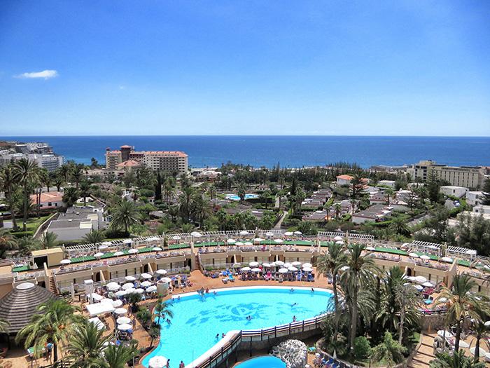 Gran-Canaria_Hotelanlage
