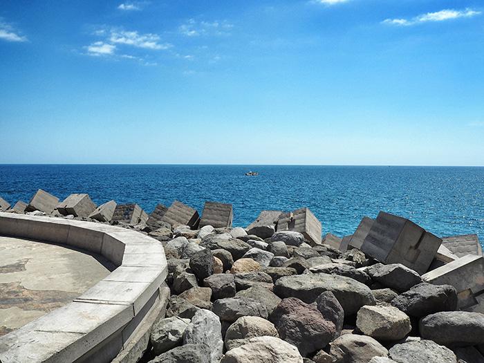 Gran-Canaria_Küste-mit-Steinen