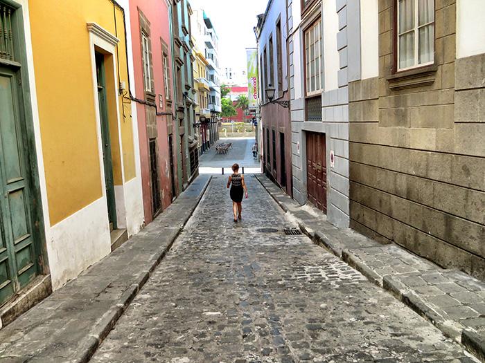 Gran-Canaria_Straße-Maspalomas