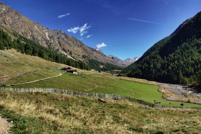 Meraner-Höhenweg-Südtirol