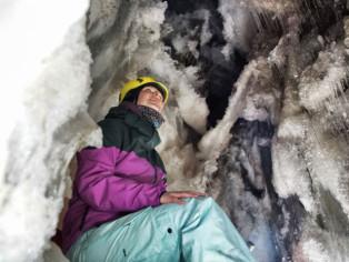 Natur_Eis_Palast_Hintertux_Eiszapfen