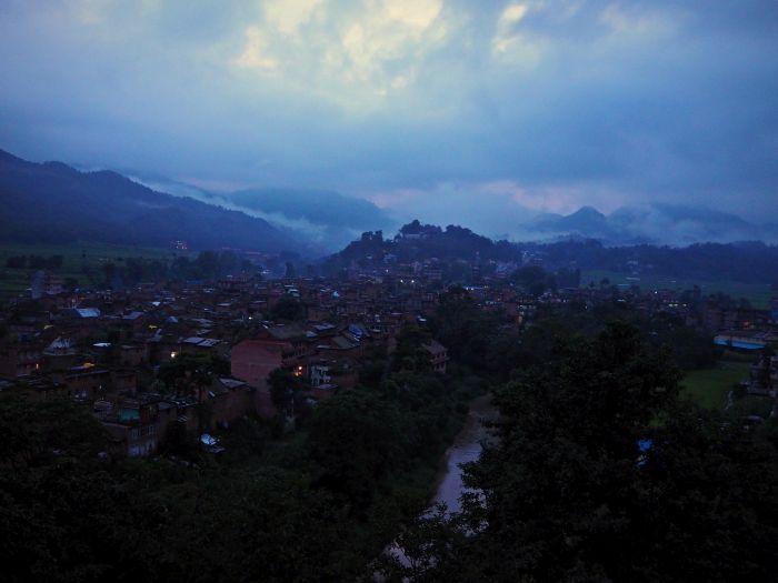 Urlaub in Nepal Panauti