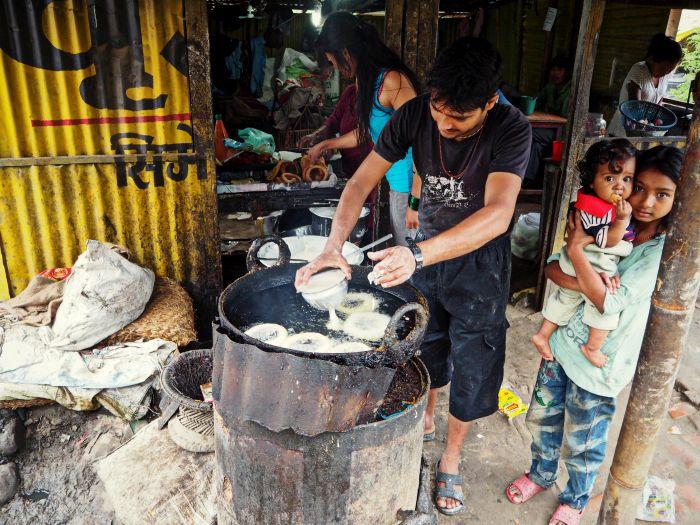 Urlaub in Nepal Bäcker in Nepal