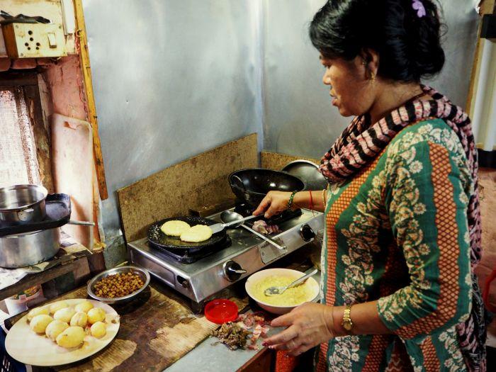 Urlaub in Nepal Nepalesische Küche