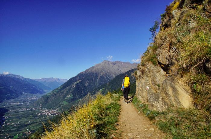 Panoramaweg-Meraner-Höhenweg