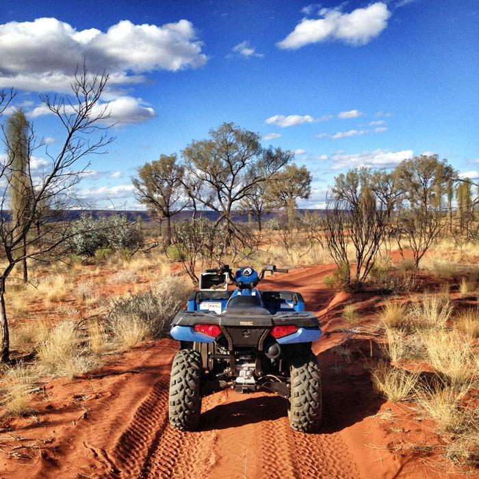 Quad-Australien