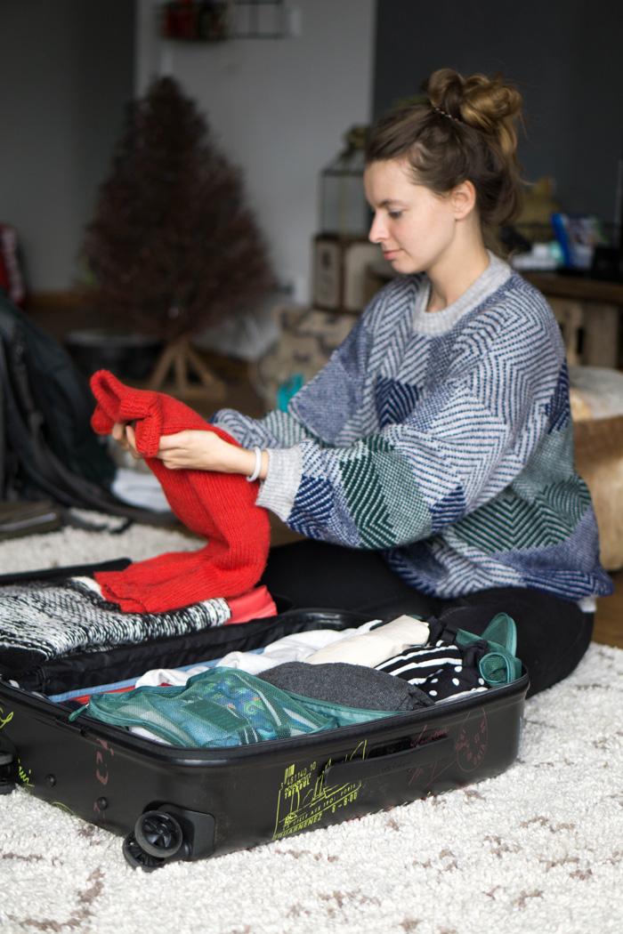Packliste für Städtereisen mit Christine Neder