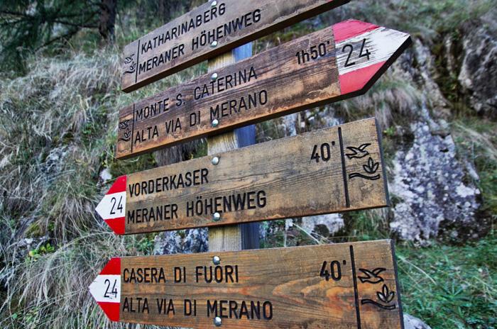 Schilder-Wanderweg