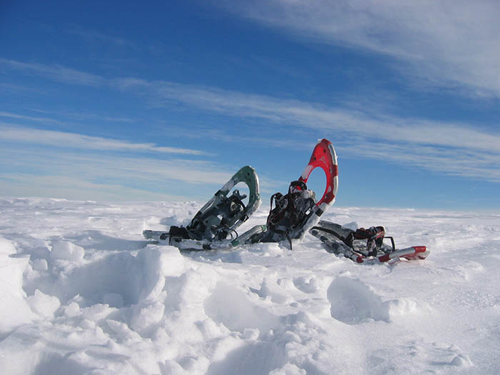 Schneeschuhtour_Schneeschuhe