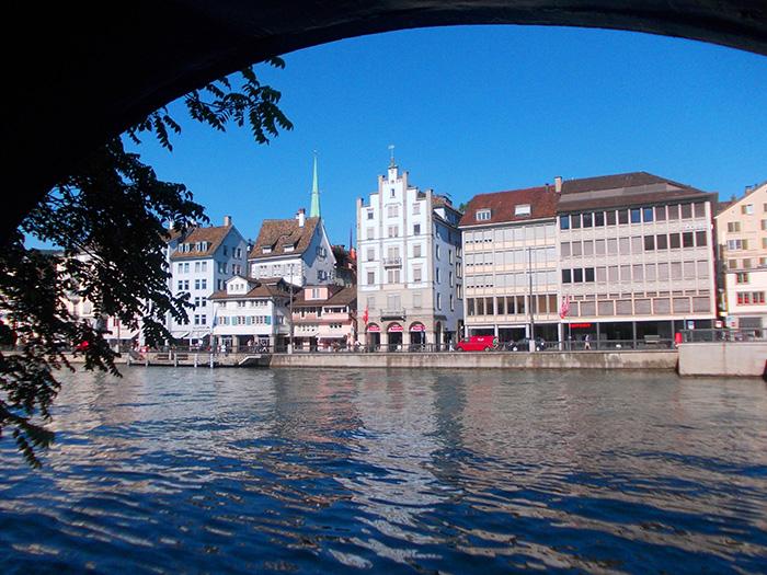Schweiz-Zürich-Bogen