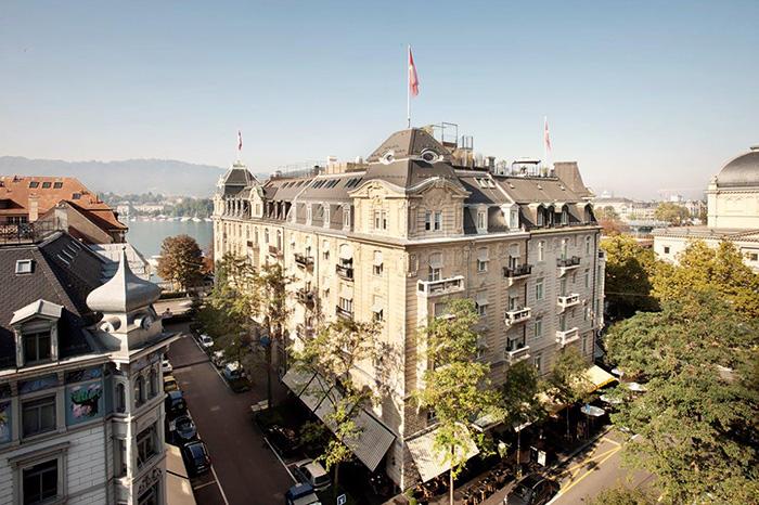 Schweiz-Zürich-Romantikhotel