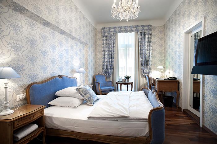 Schweiz-Zürich-Zimmer-Romantikhotel