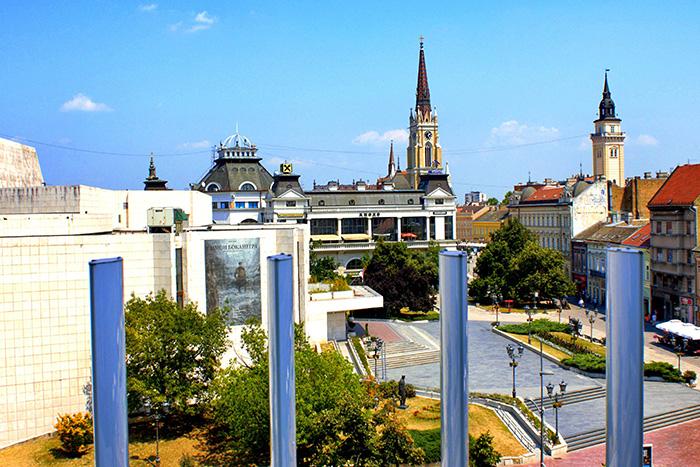 Serbien-Ausblick-Novi-Sad