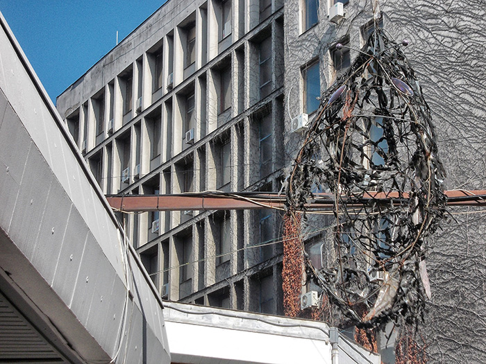 Serbien-Belgrad-Kunst