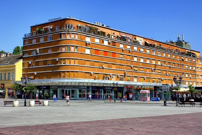 Serbien-Novi-Sad-Platz-2