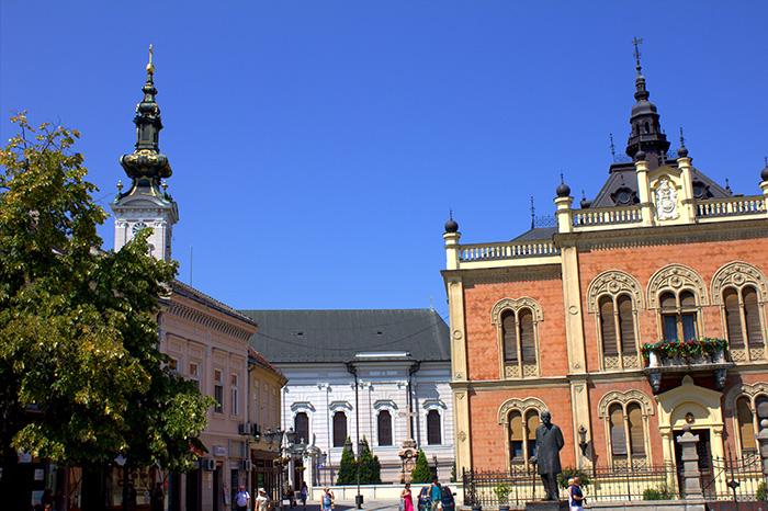 Serbien-Novi-Sad-Platz3