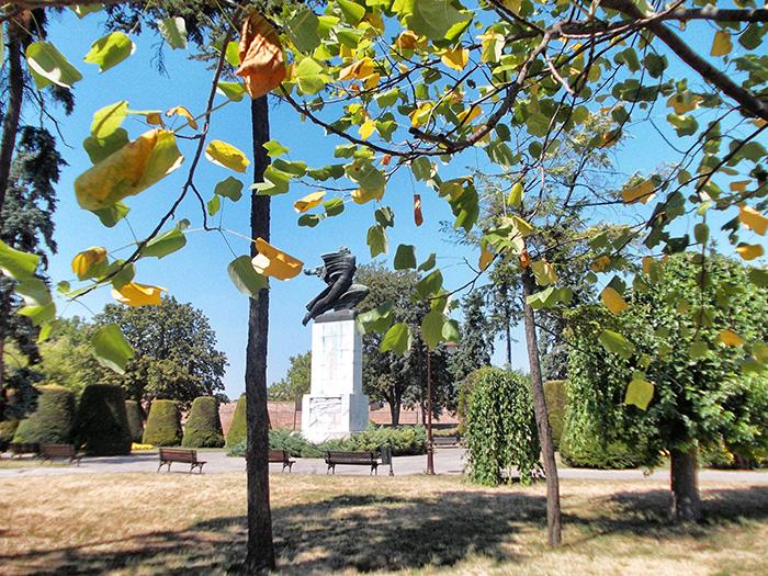 Serbien-Park-Belgrad