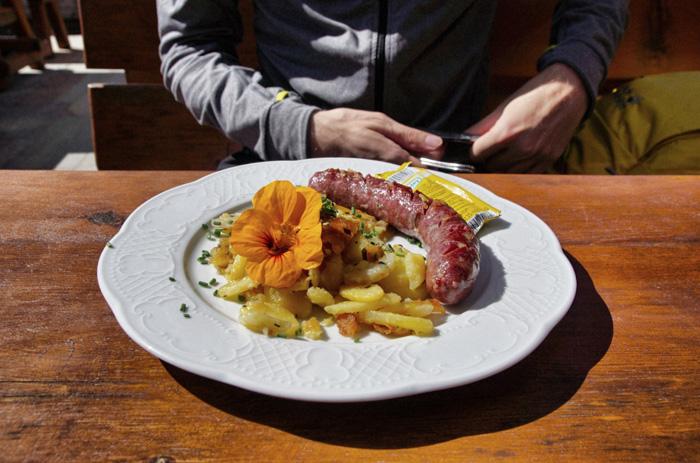 Südtiroler-Küche