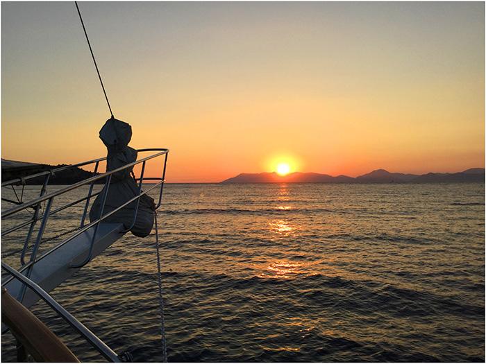 lykische_Küste_Sunset-Boot