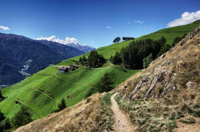 Weg-Meraner-Höhenweg