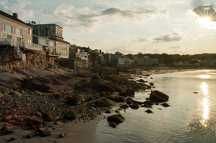Rockport_Beach_Sunset