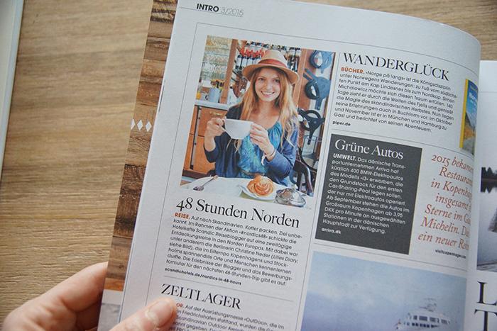 NORR – Skandinavien Magazin Herbst 2015
