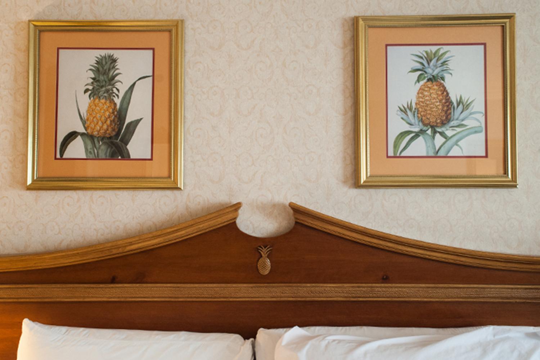 Ananas_Gastfreundschaft