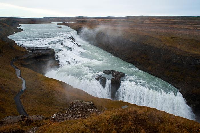 Island_Gúlfoss