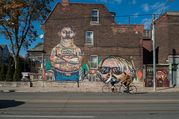 Toronto_Elicser_Radfahrer