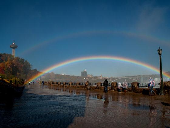 Ontario_Niagara_Fälle_Regenbogen