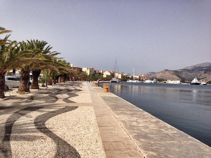 Hafen Argostoli