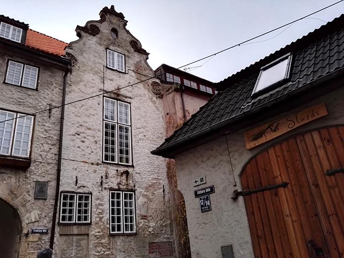 Riga_Altstadt_Häuser