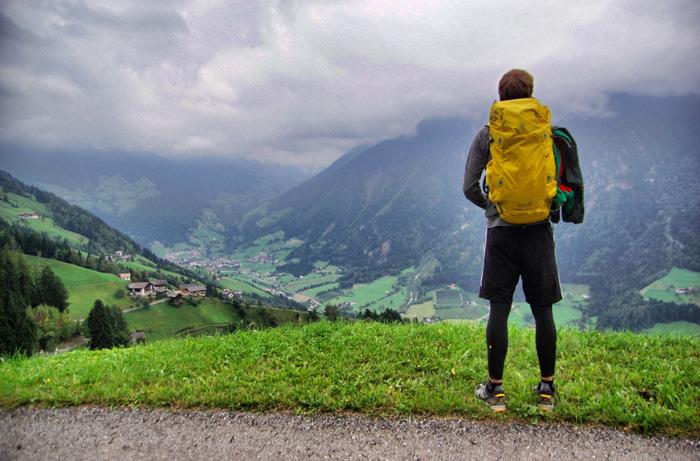Meraner-Höhenweg-Passeiertal