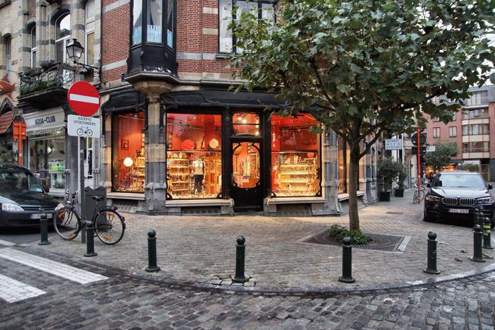 Restaurant-Brüssel