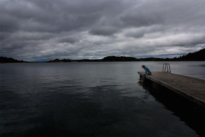 Schwimmbad Schweden