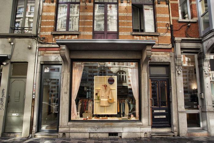 Shopping-Brüssel