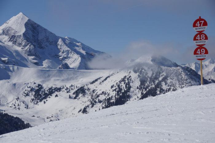 Skigebiet Mayrhofen Aussicht2